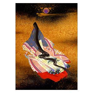 Toshiaki Kato Art. Размер: 30 х 42 см